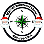 Nationwide Santas - Santa Claus New Hampshire